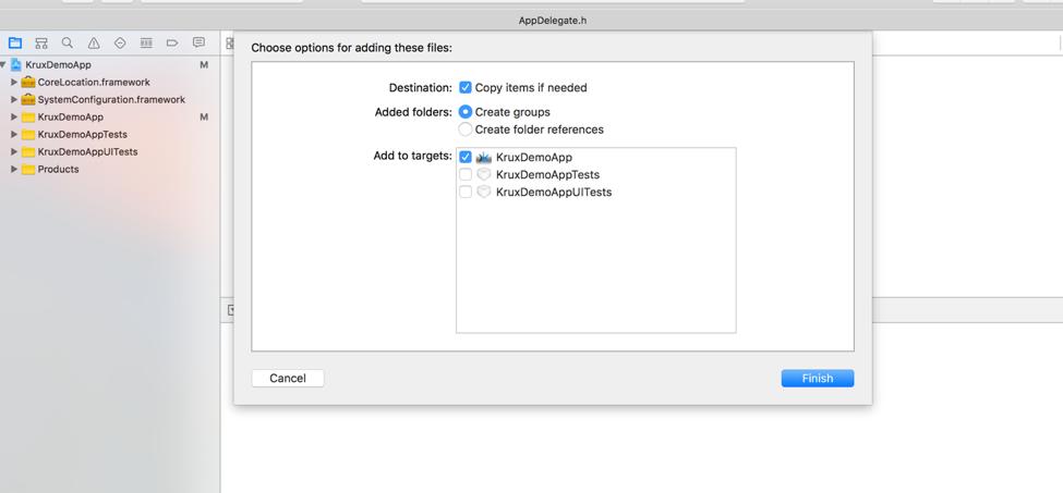 iOS SDK Implementation Guide – Salesforce Audience Studio